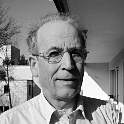 Hans Hasler  Former leader of the Administration of the Goetheanum building