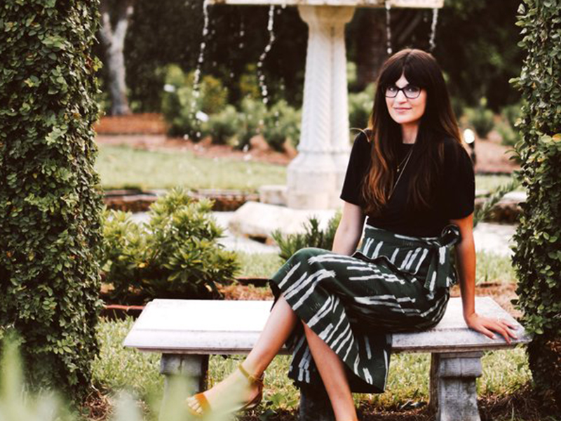 Natalie Kay Smith - An eco friendly blogger, sustainable fashionista and loving mother