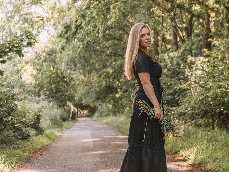 Camilla Effersøe - A teacher, vegetarian, bike enthusiast, nature lover and dear friend
