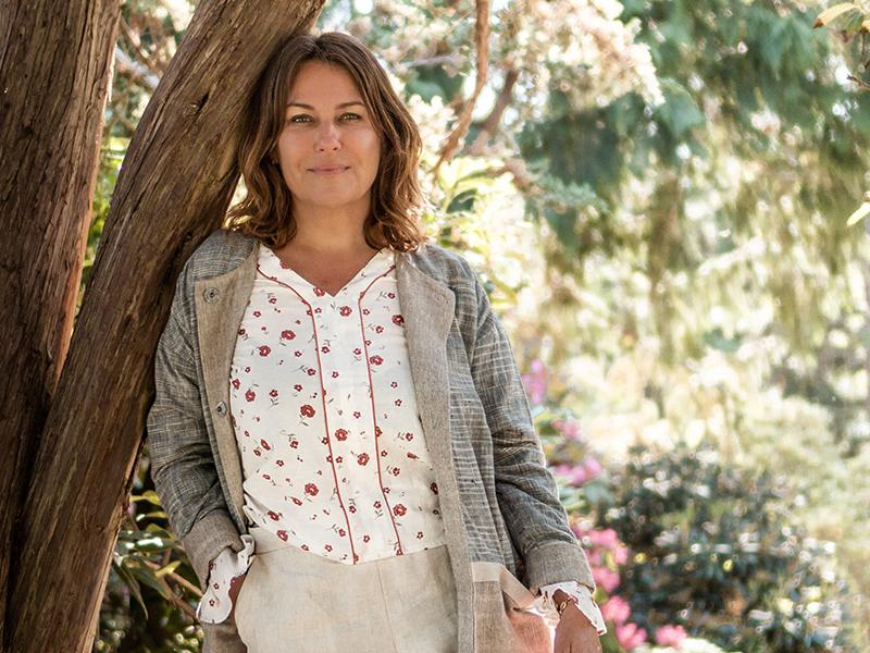 Louise Dorph - An interior designer, artist and illustrator, TV host and lifestyle blogger