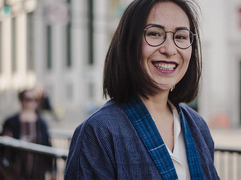 Kim Gerlach - A fempreneur, sustainable activist, blogger and writer