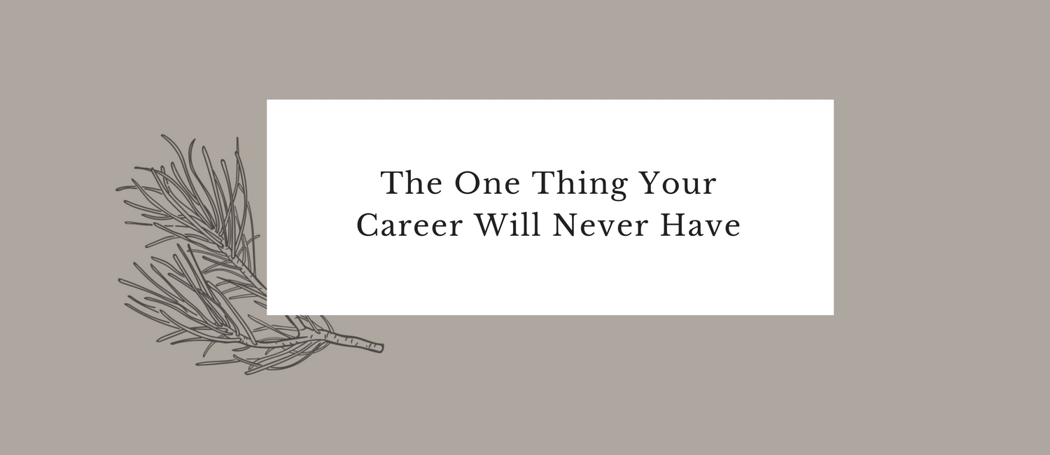 The One Thing Your Career Will Never Have.png