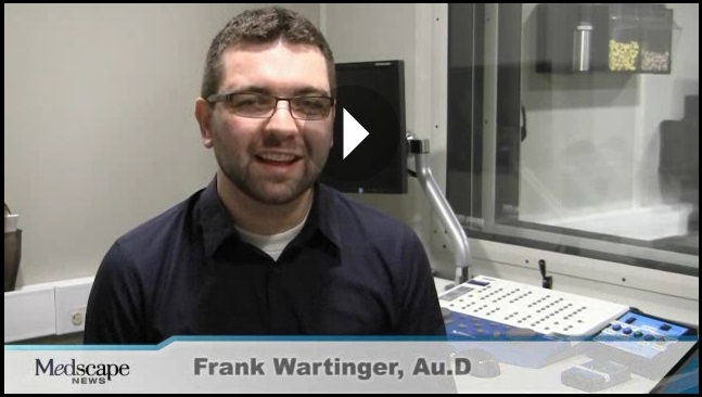 Combating Adolescent Hearing Loss in an Ever-Louder World - Frank Wartinger, Au.D.  Medscape.com Expert Commentary  Monday, September 12, 2016