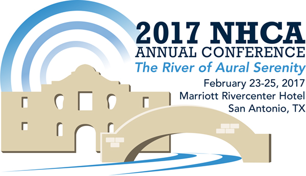 National Hearing Conservation Association Executive Council as Director of Communications at the 2017 annual conference in beautiful San Antonio