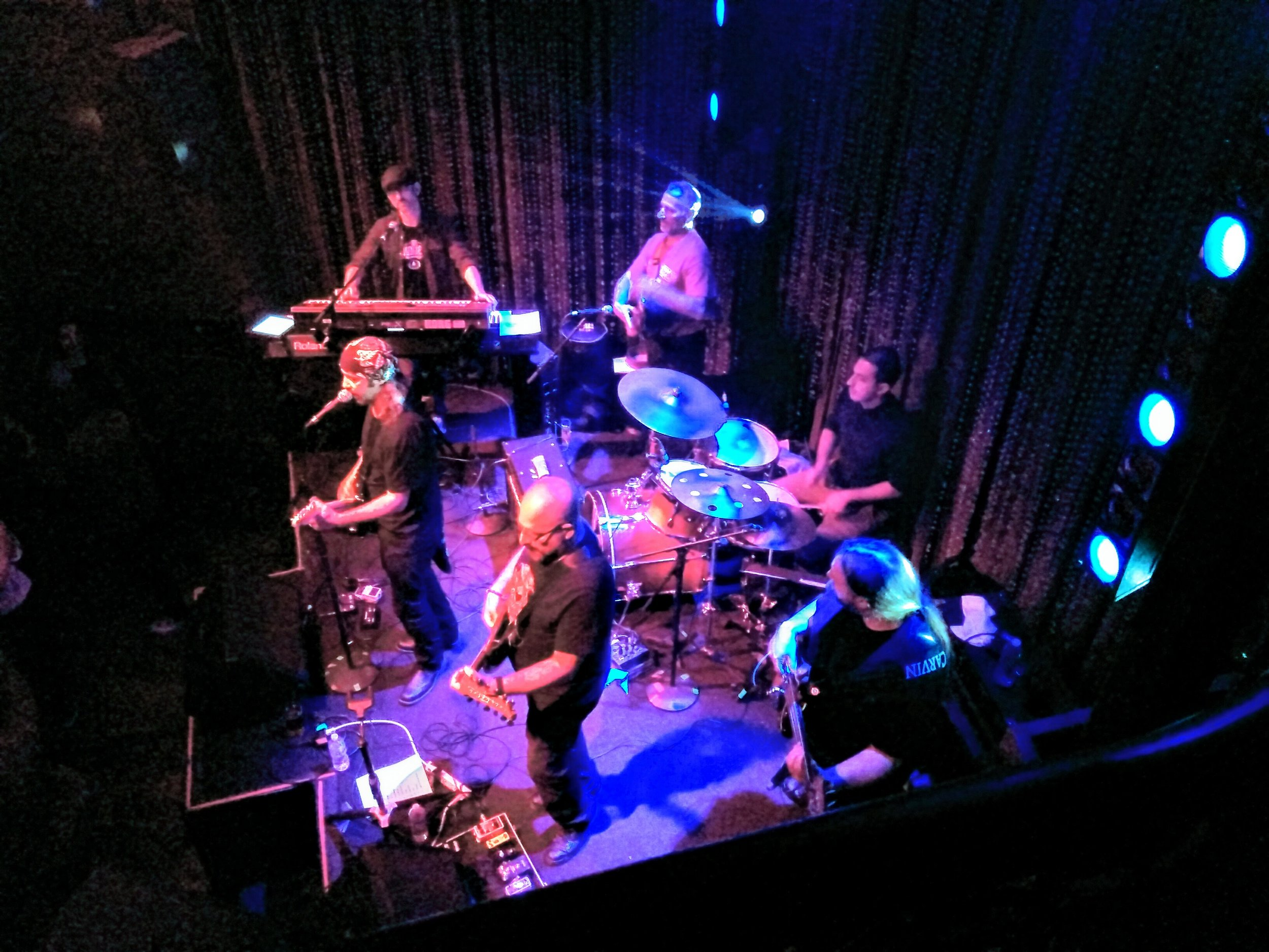 Barakka  playing at  Johnny Brenda's  at the YallaPunk Festival, September 2nd, 2017.