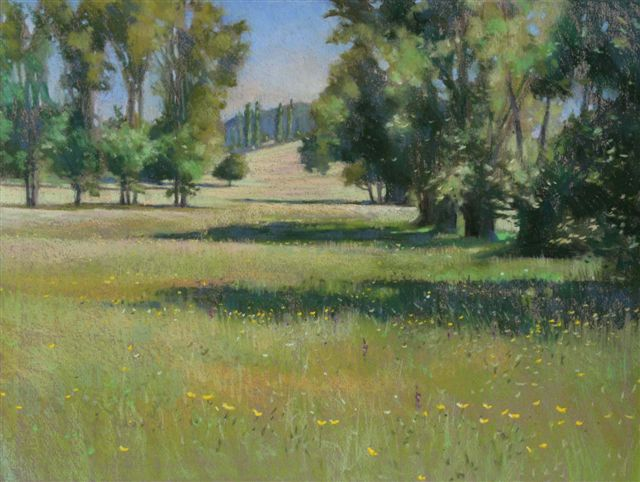 The Orchid Meadow  32 x 43  .jpg
