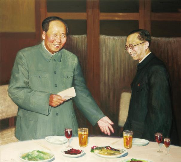 毛泽东与末代皇帝溥仪.jpg