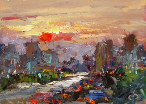 city_sunset__original_5x7_inch_oil_painting_by_tom_32d275800eb8cee573df9dafefe6e1f7.jpg