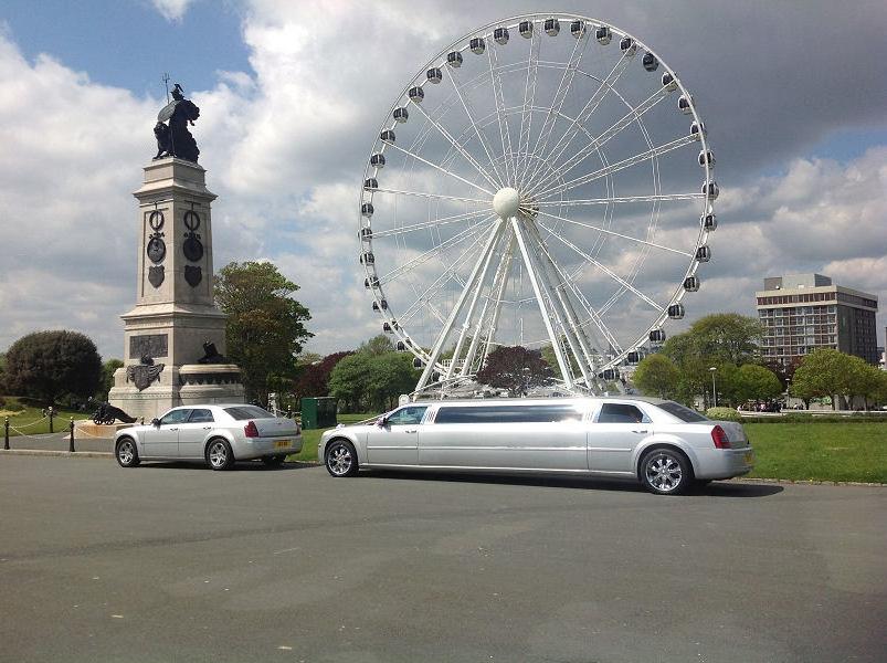 Both Chrysler Vehicles