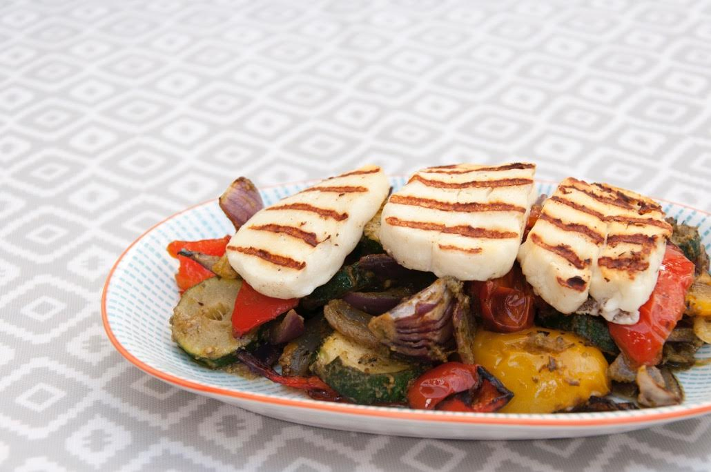 Vegetables With Grilled Halloumi.jpg