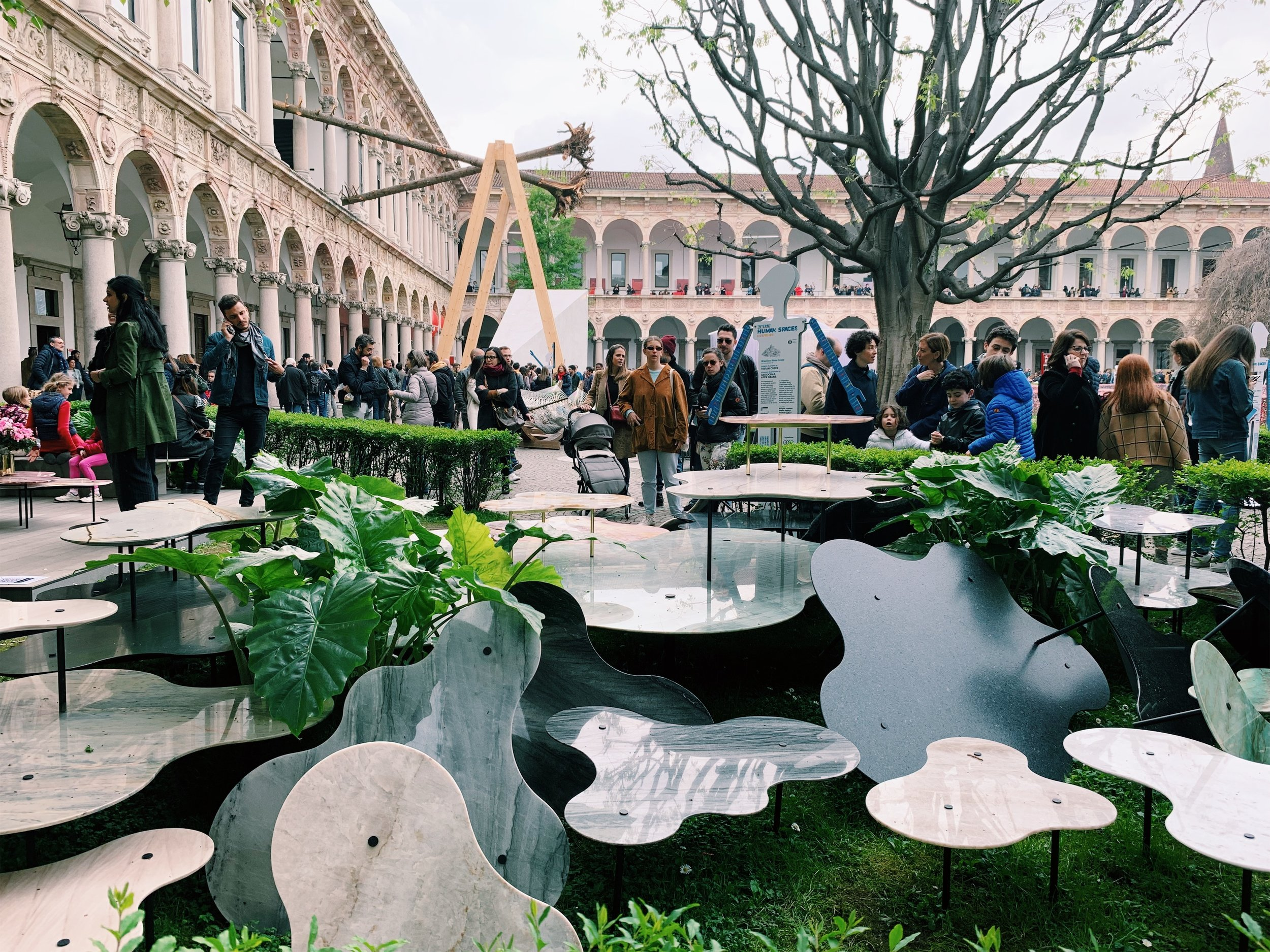 Milan Design Week Human Spaces Unimi Courtyard.jpeg