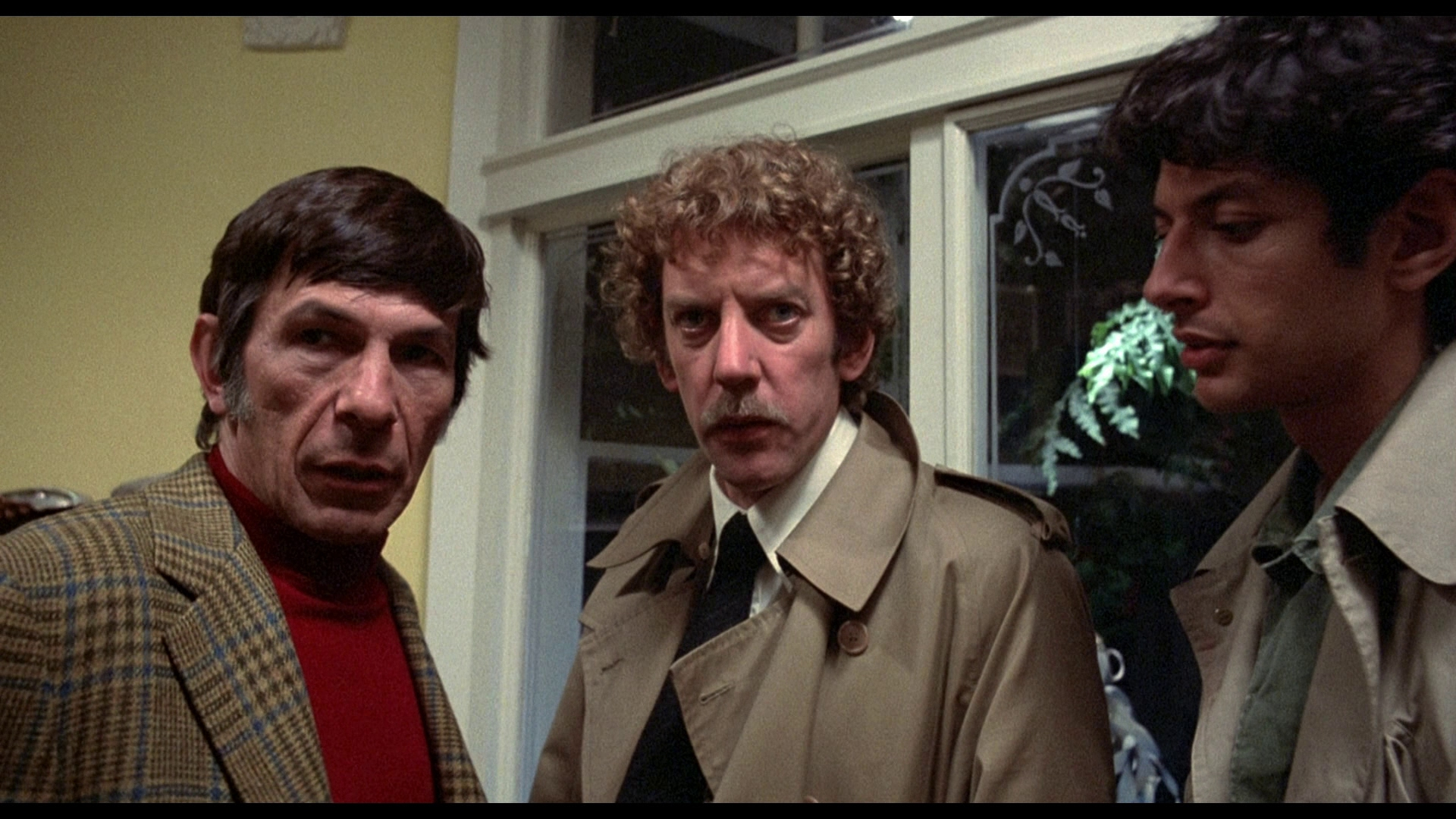 INVASION OF THE BODY SNATCHERS is one of the new  Blu-Rays released this week!