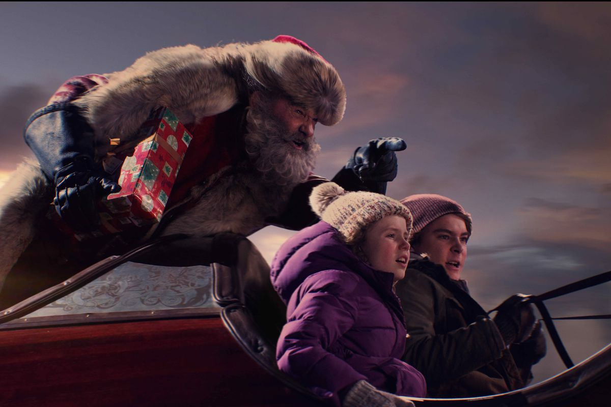 The Christmas Chronicles 2.Episode 2 The Christmas Chronicles Now Playing Network