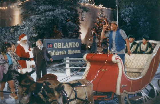 Ernest Christmas.Episode 7 Ernest Saves Christmas Now Playing Network