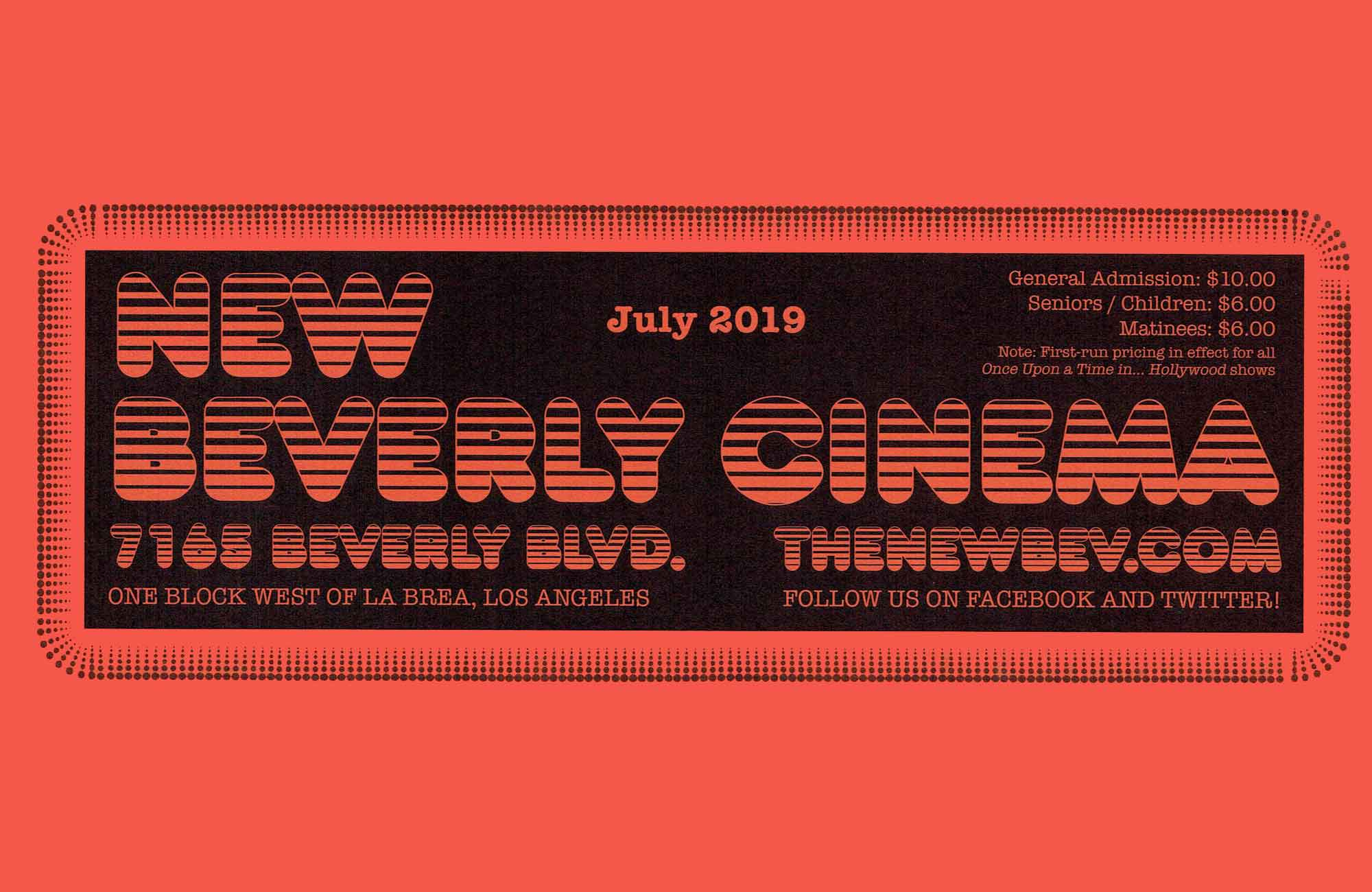 "Director's Club + V+V presents a ""   1989 Retrospective   """