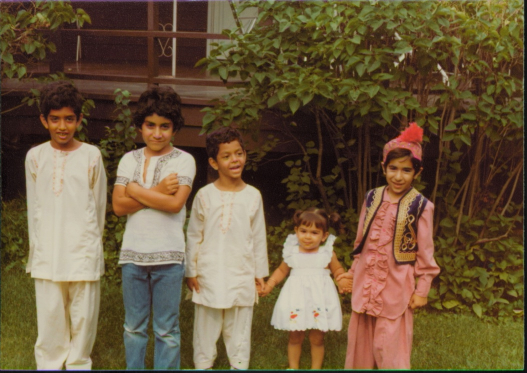 The holiday of Eid: Going traditional Pakistani