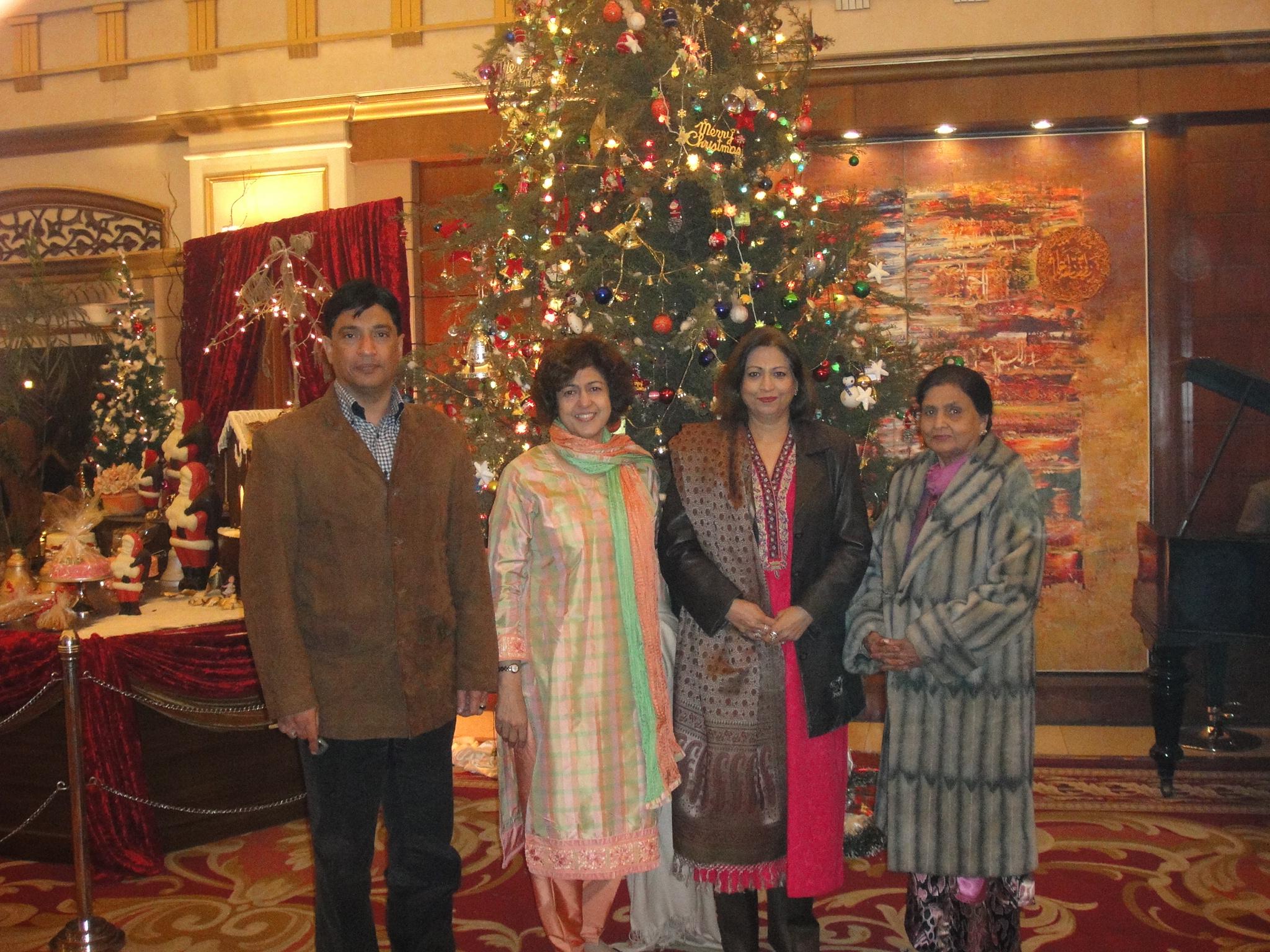 Christmas in Pakistan