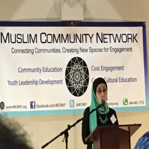 Debbie Almontaser: We cannot let hate divide us