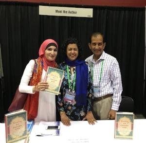 Linda Sarsour & my husband Khalid
