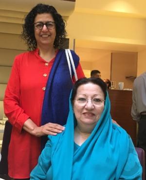 Ghazala Khan