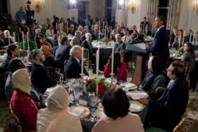 Iftar dinner at the White House