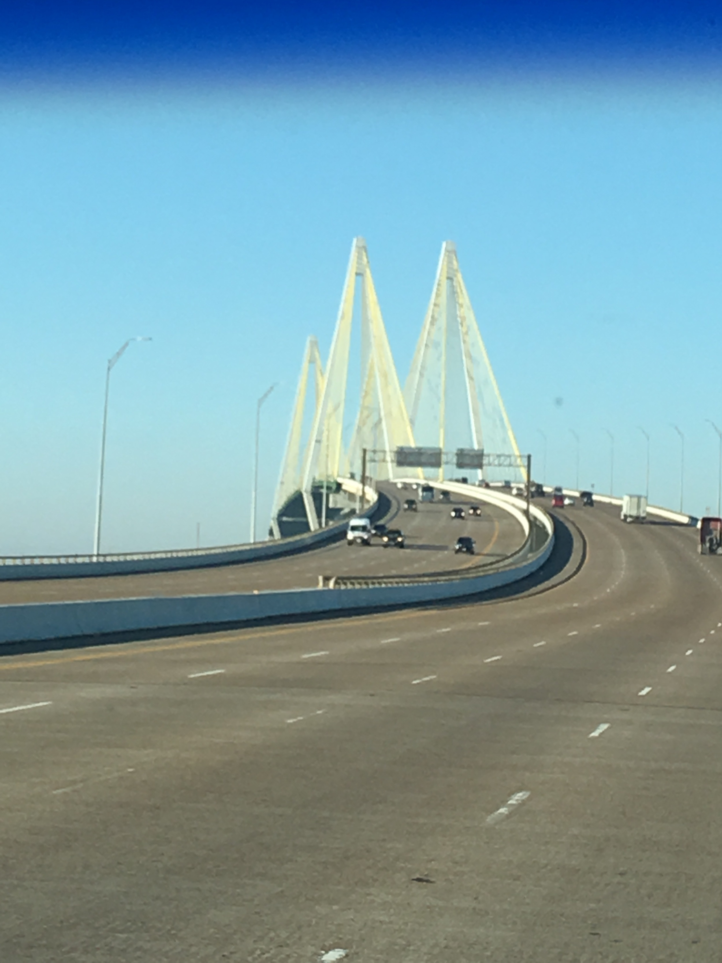 Galveston Bay Bridge