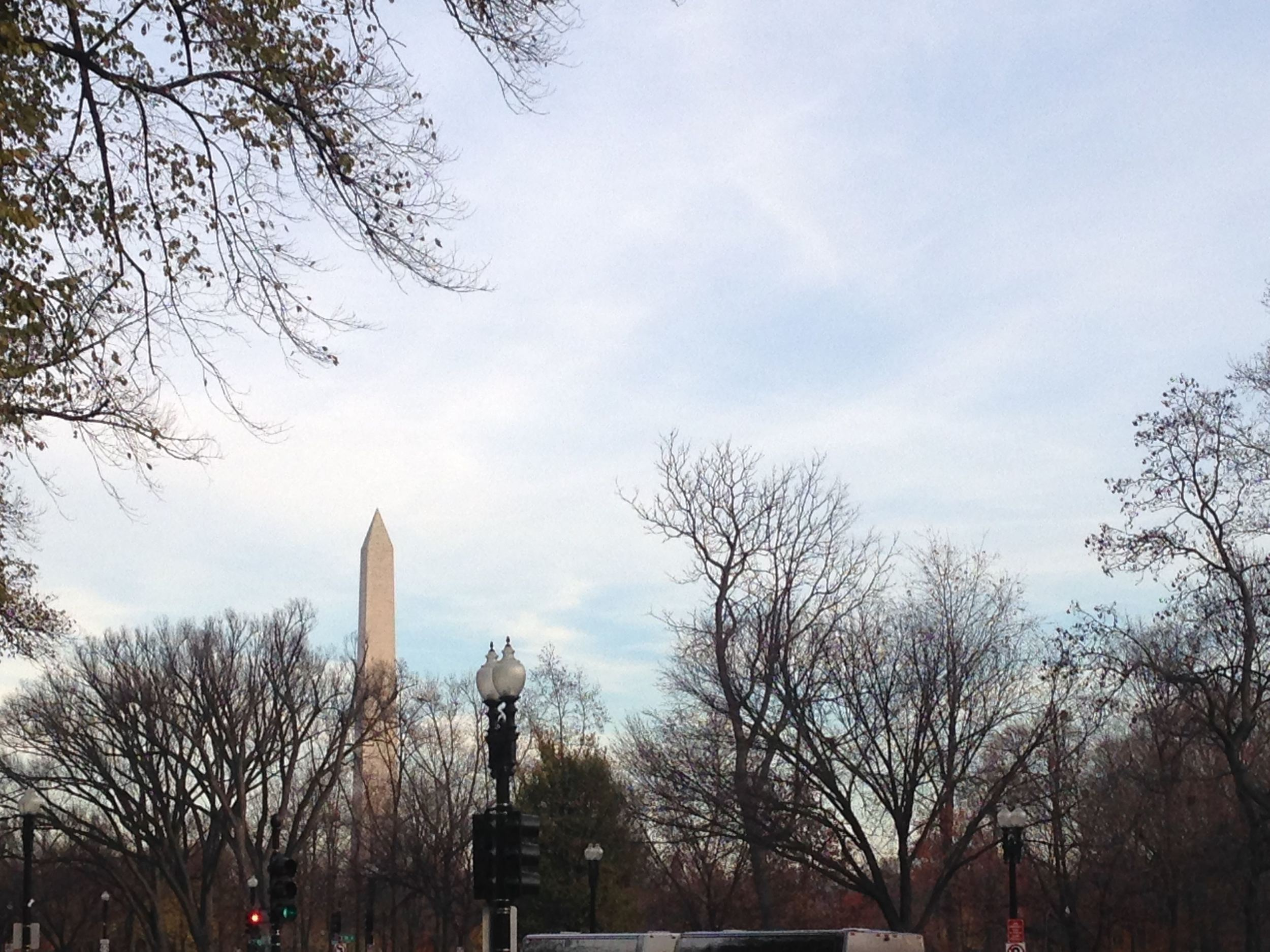 DC always welcomes us with open arms.
