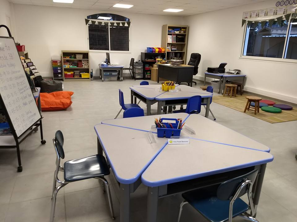My 3rd grade classroom