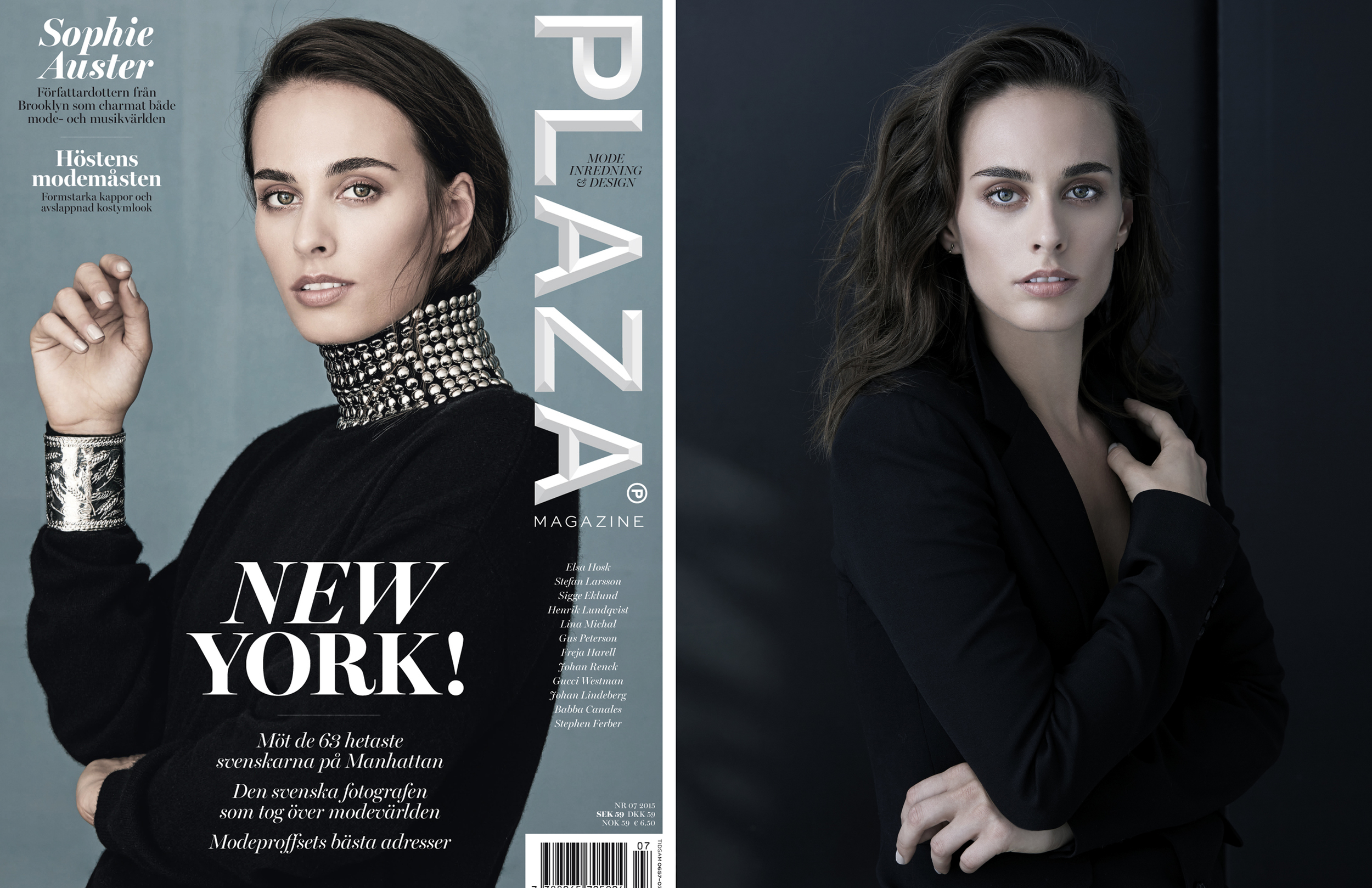 sophie-auster-plaza-magazine-cover-ellinor-stigle