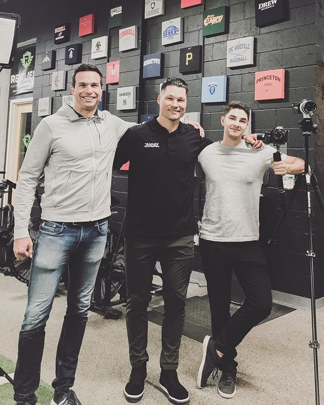 Awesome two-day shoot at @annexsports with @leibmanproductions and @dby22 - Can't wait to see what comes out of this. Stay tuned, #ASPfamily