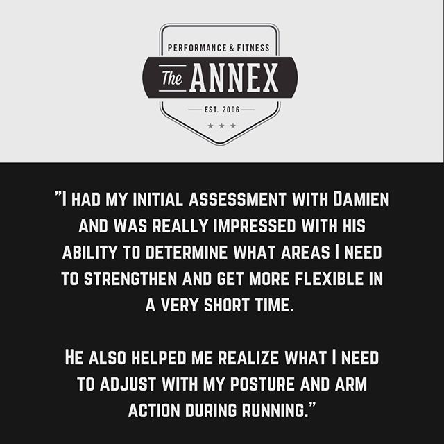 It all starts with assessment.  _ The assessment is a very important part of our process at The Annex. It gives us the opportunity to address the athletes personal needs as well as their goals and expectations for the training process. Through this we are able to gain valuable information towards planning and programming future training efforts for the success of each athlete.  _ #ASPfamily