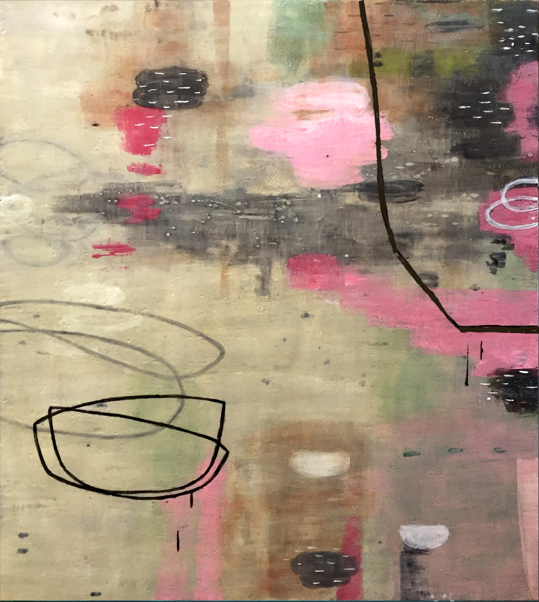Untitled 346 48x42 Panel