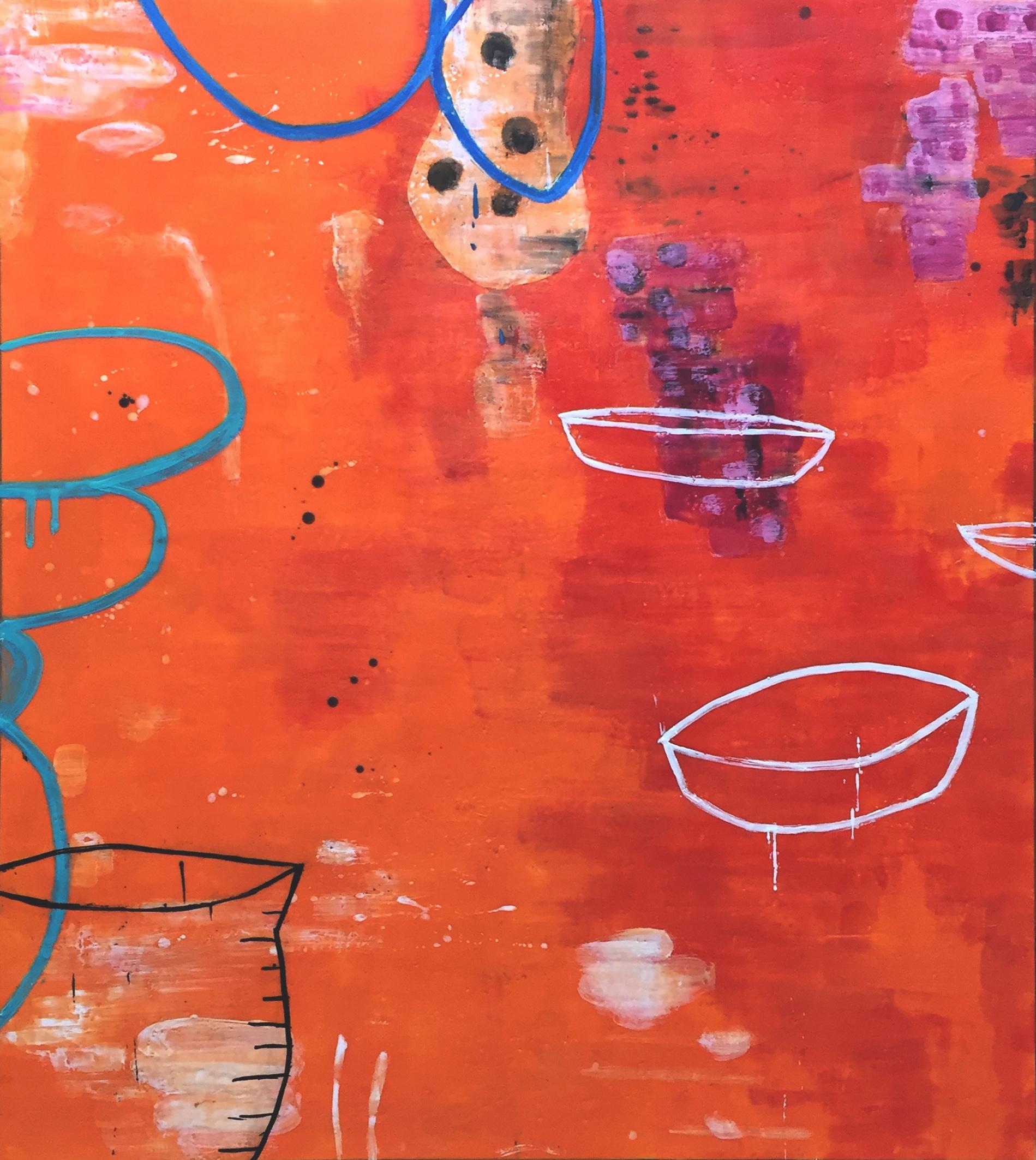 Untitled 353 46x41 paper
