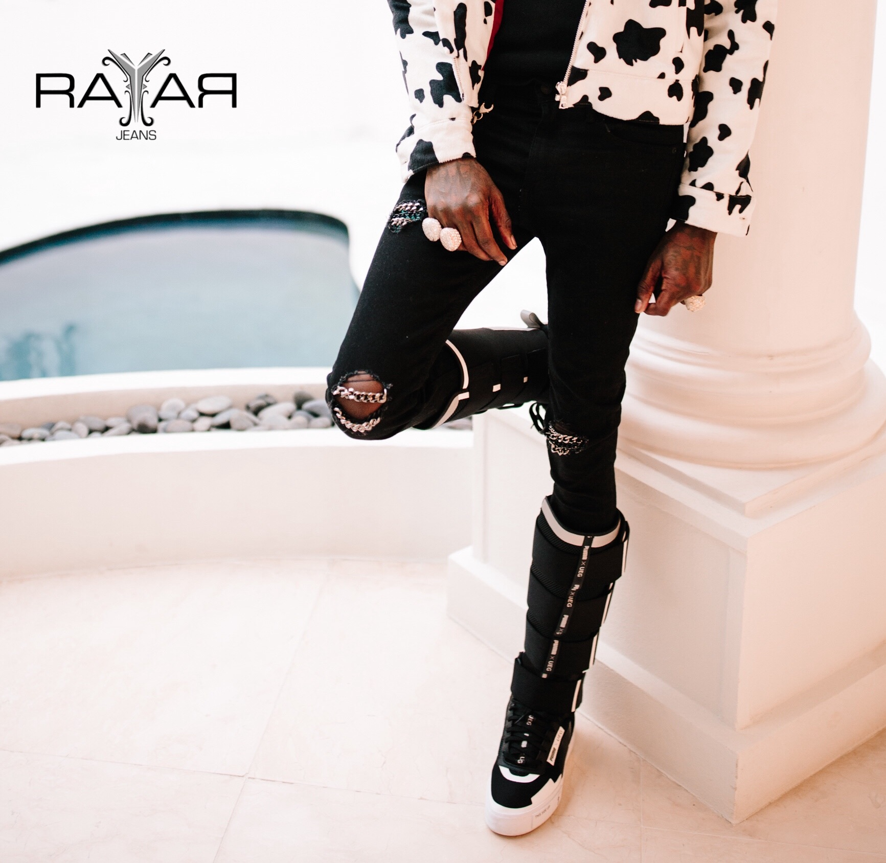 Young Thug for RayarJeans | ChainJeans