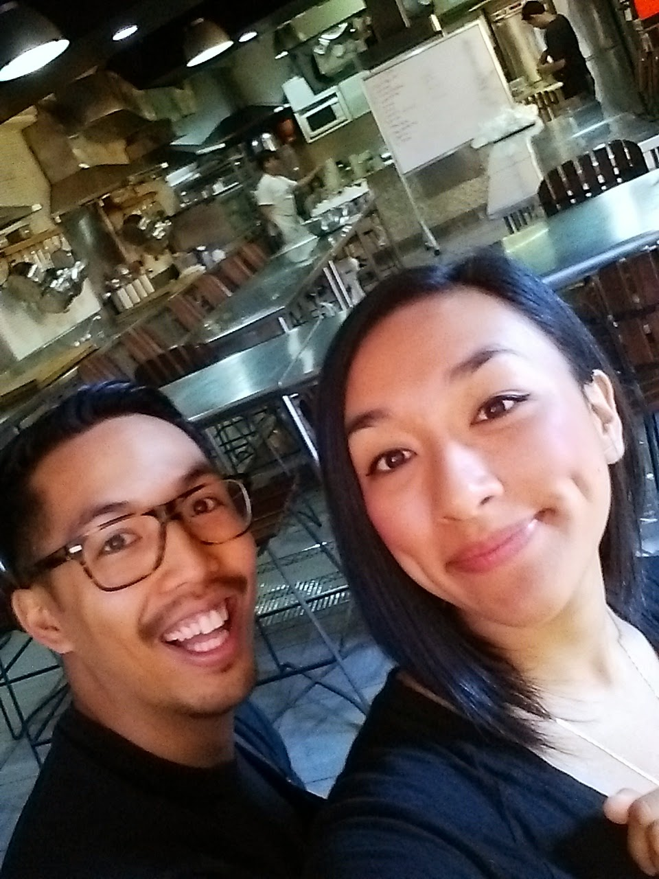 On a previous baecation, we took a cooking class in the Philippines to learn how to make various longanisa (Filipino sausage), pan de sal (filipino bread rolls), and other baked goods!