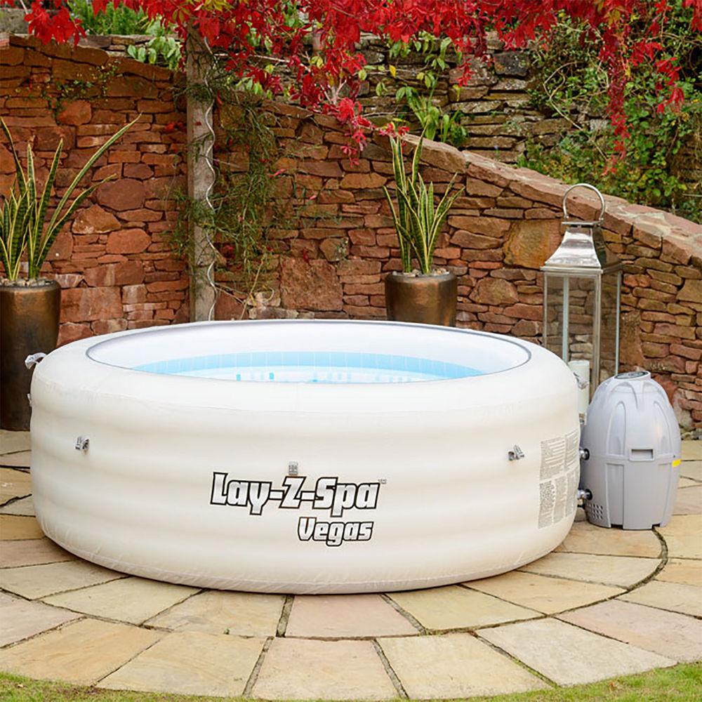 Lay-Z Spa Vegas - our regular, high-quality hot tub