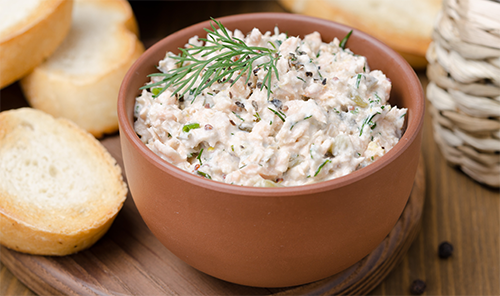 "If you are a ""Dipper"", you have got to try some fresh smoked kingfish dip!"