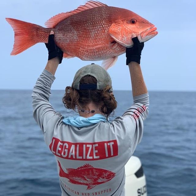 It's frickin time already! Repost if you agree 📷@sealeveler : shirts available @handlerfishingsupply #ars2019 #redsnapper #nmfs #fwc #florida