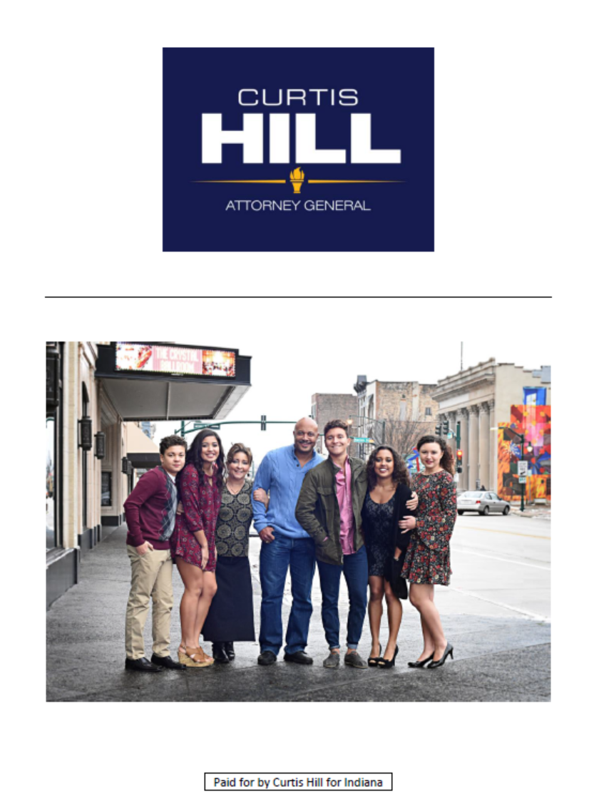 Click image to download fact sheet about Curtis Hill