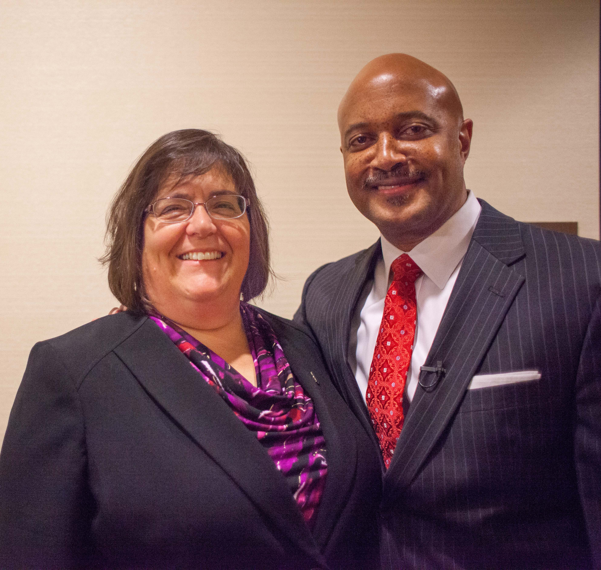 Patricia Baldwin endorses Curtis Hill for Attorney General.