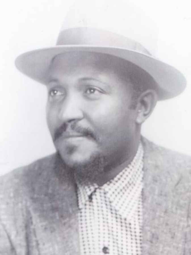 Curtis's father - Curtis Hill Sr.