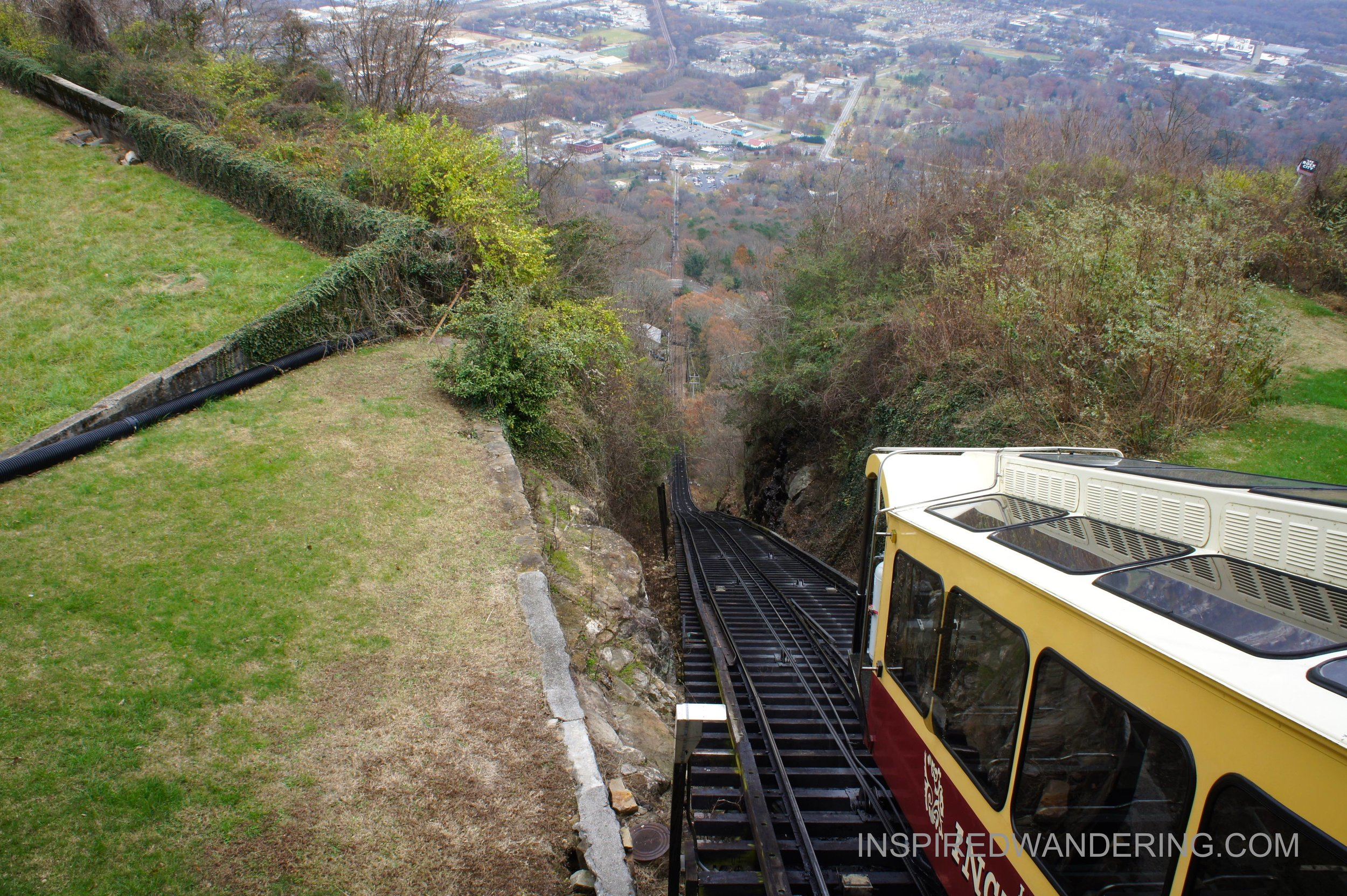 Incline Railway, Chattanooga, TN
