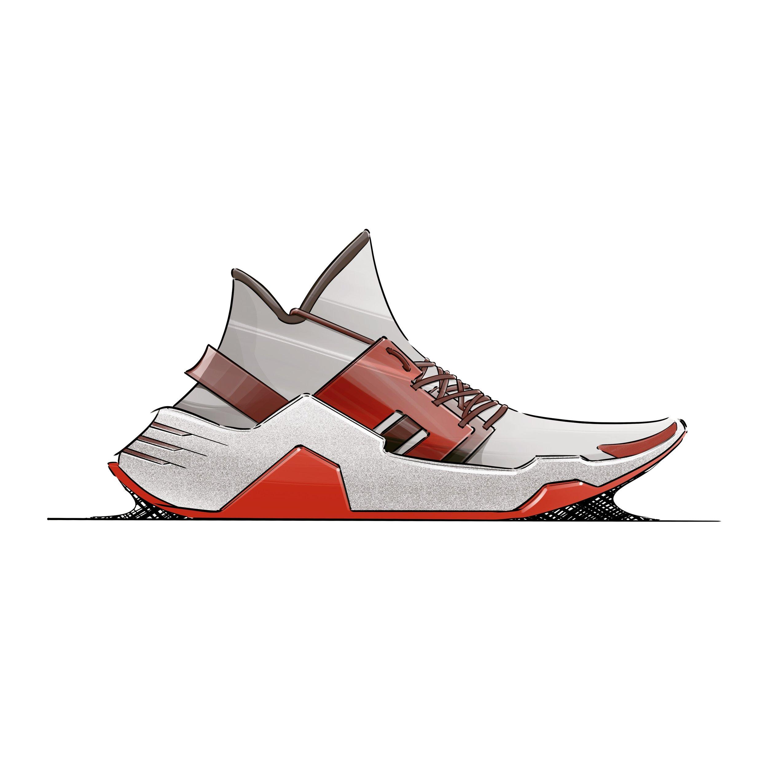 Huarache Future Concept