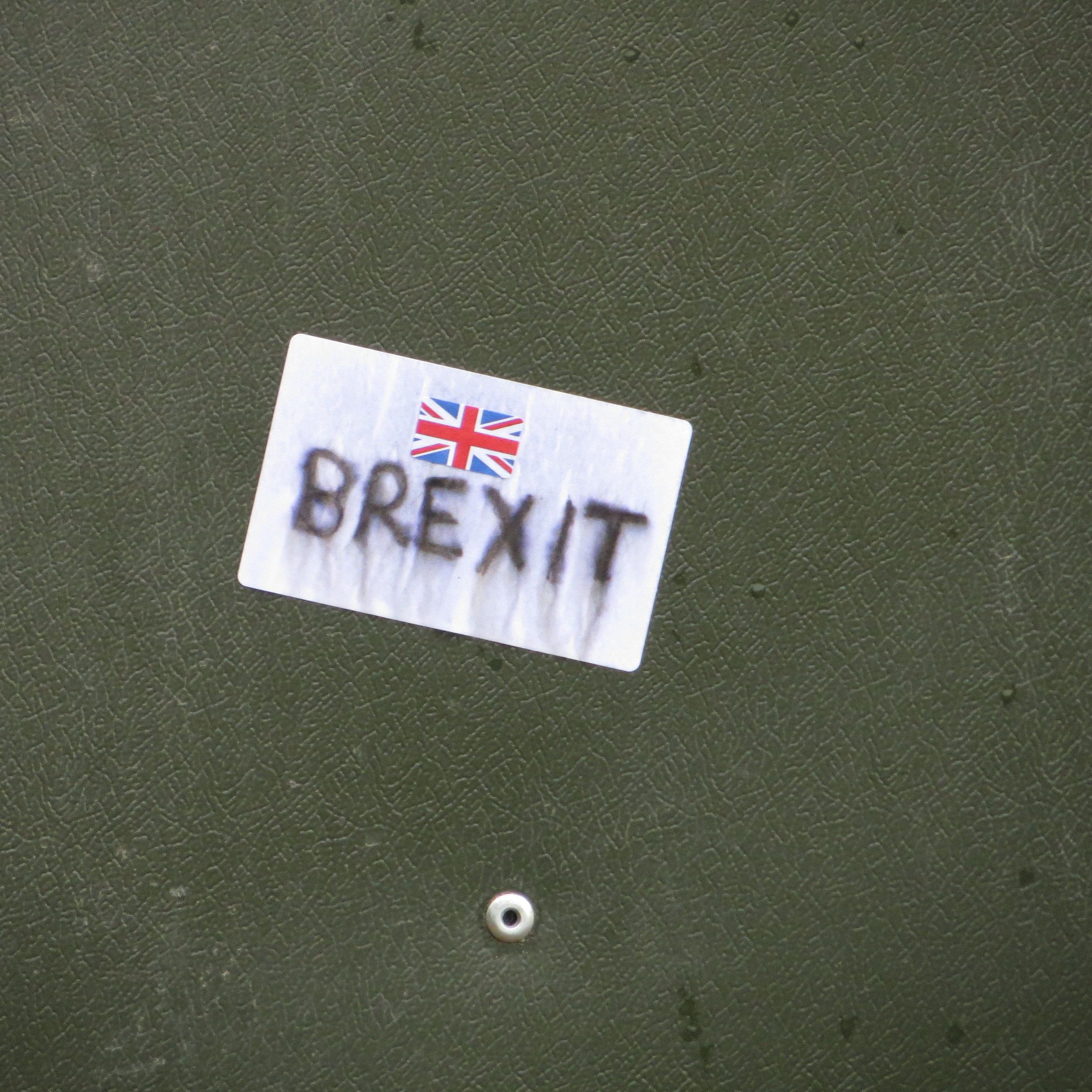 Brexit (D Smith - Flickr)