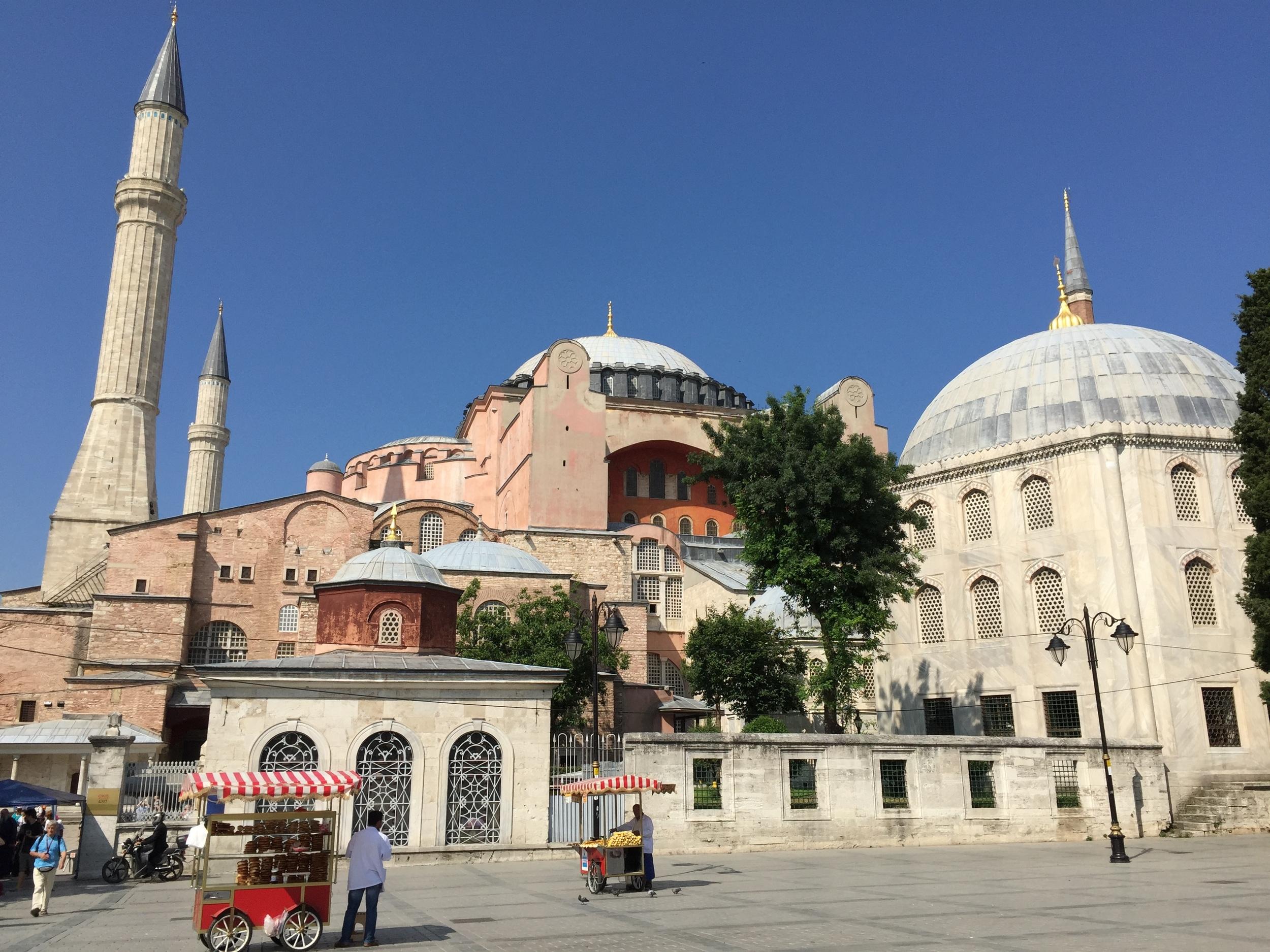 Istanbul, Turkey. (Prabhu Balakrishnan, Flickr)