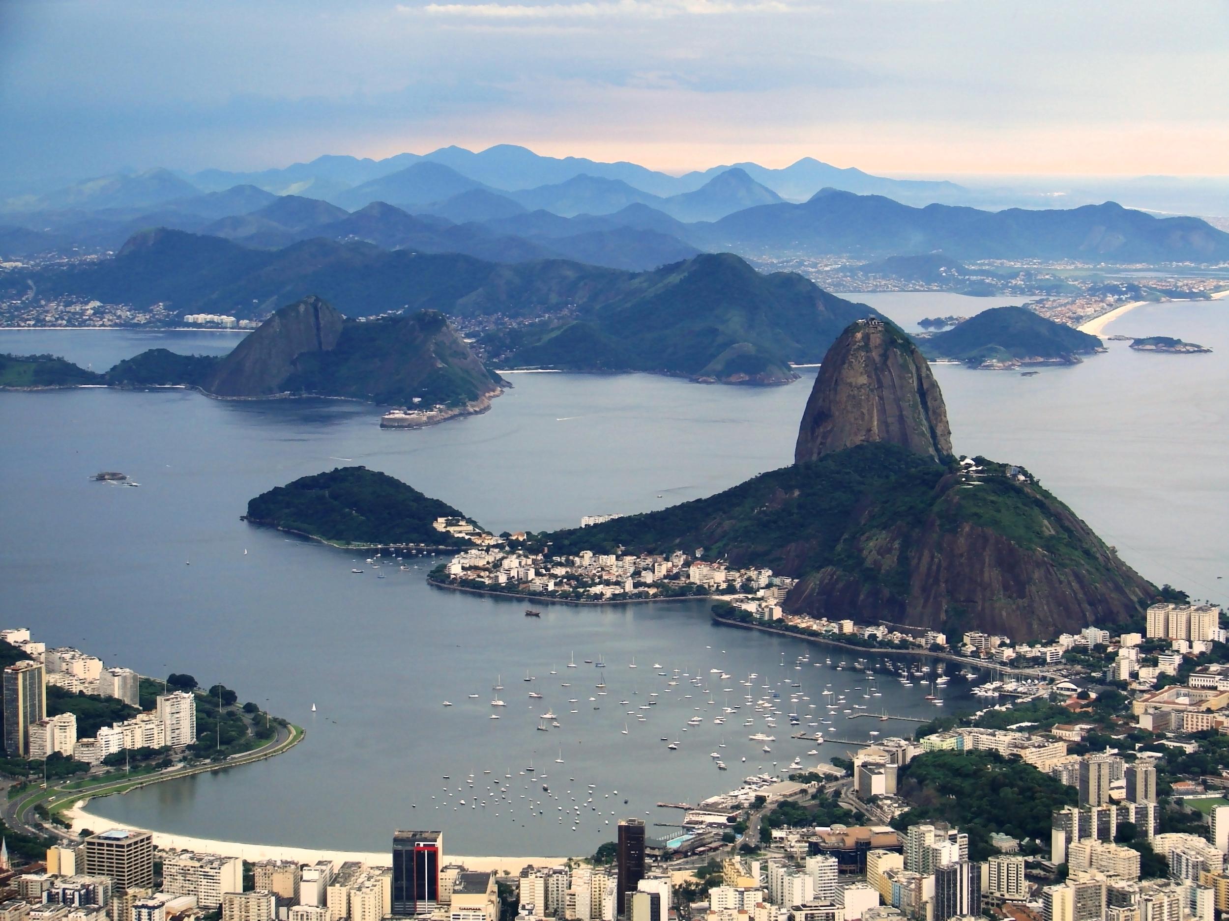 Rio de Janeiro (Hudson - Flickr)