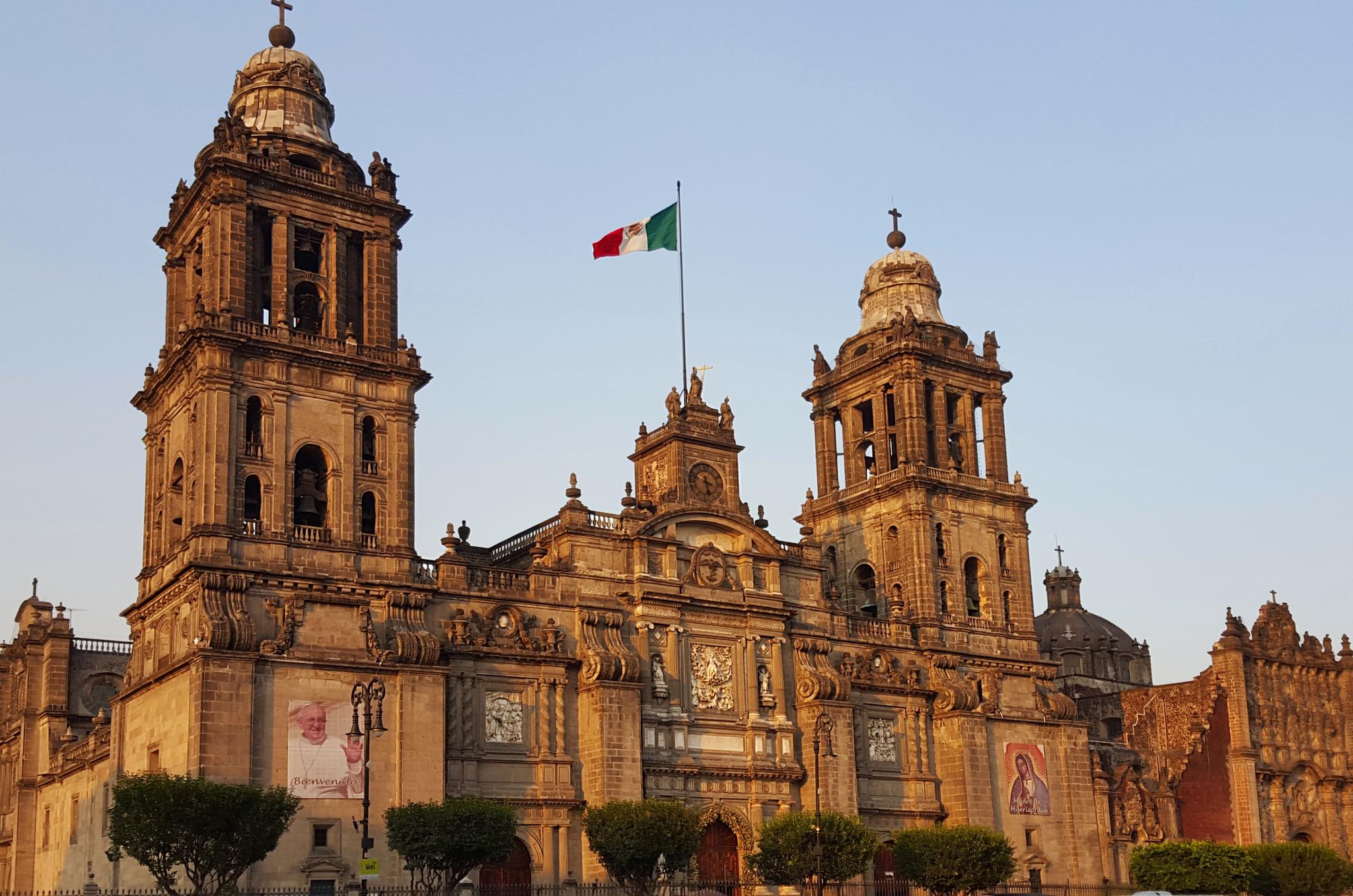 Mexico City (Blok 70, Flickr)
