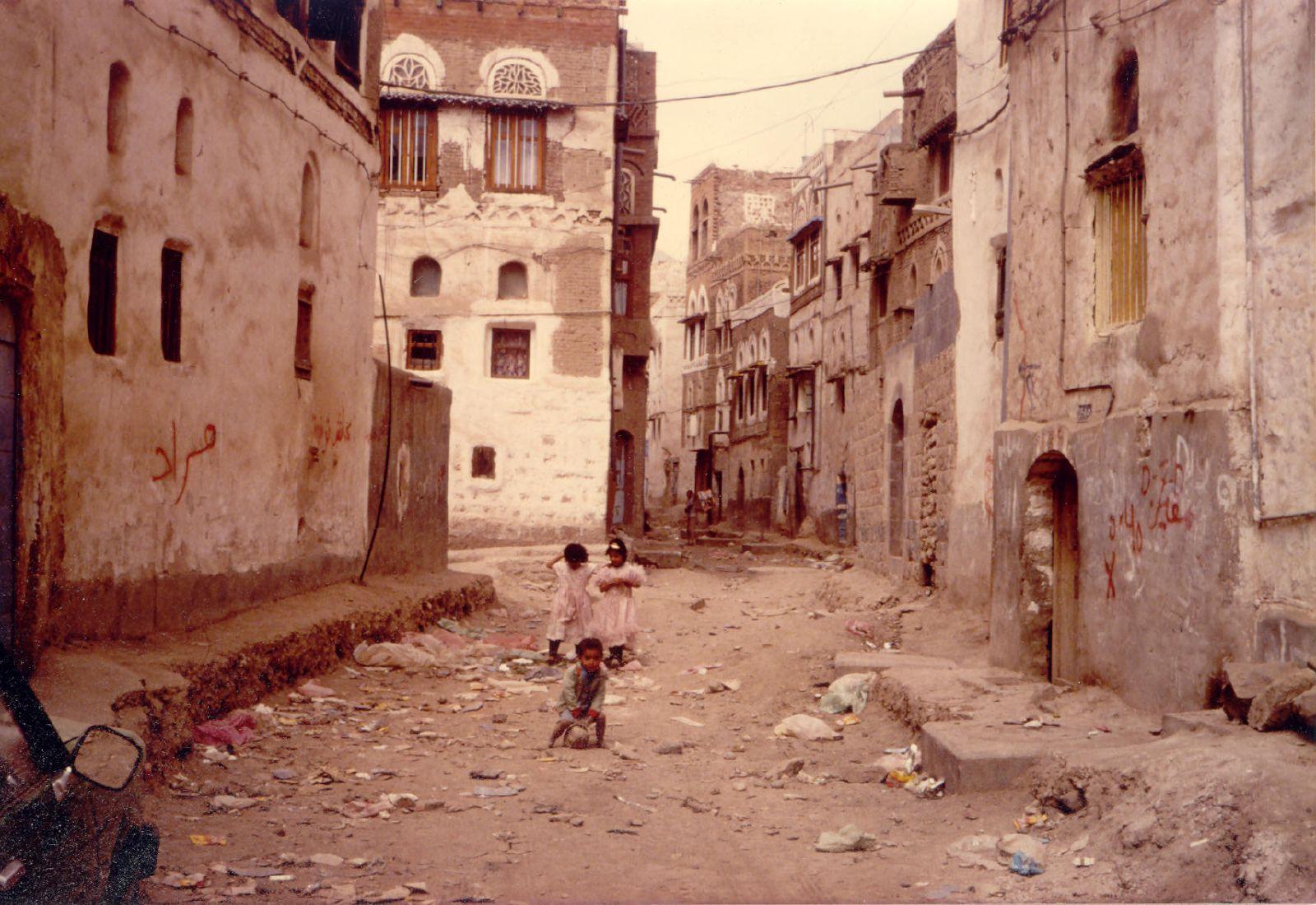 Sana'a, Yemen (Ahron de Leeuw -Flickr)