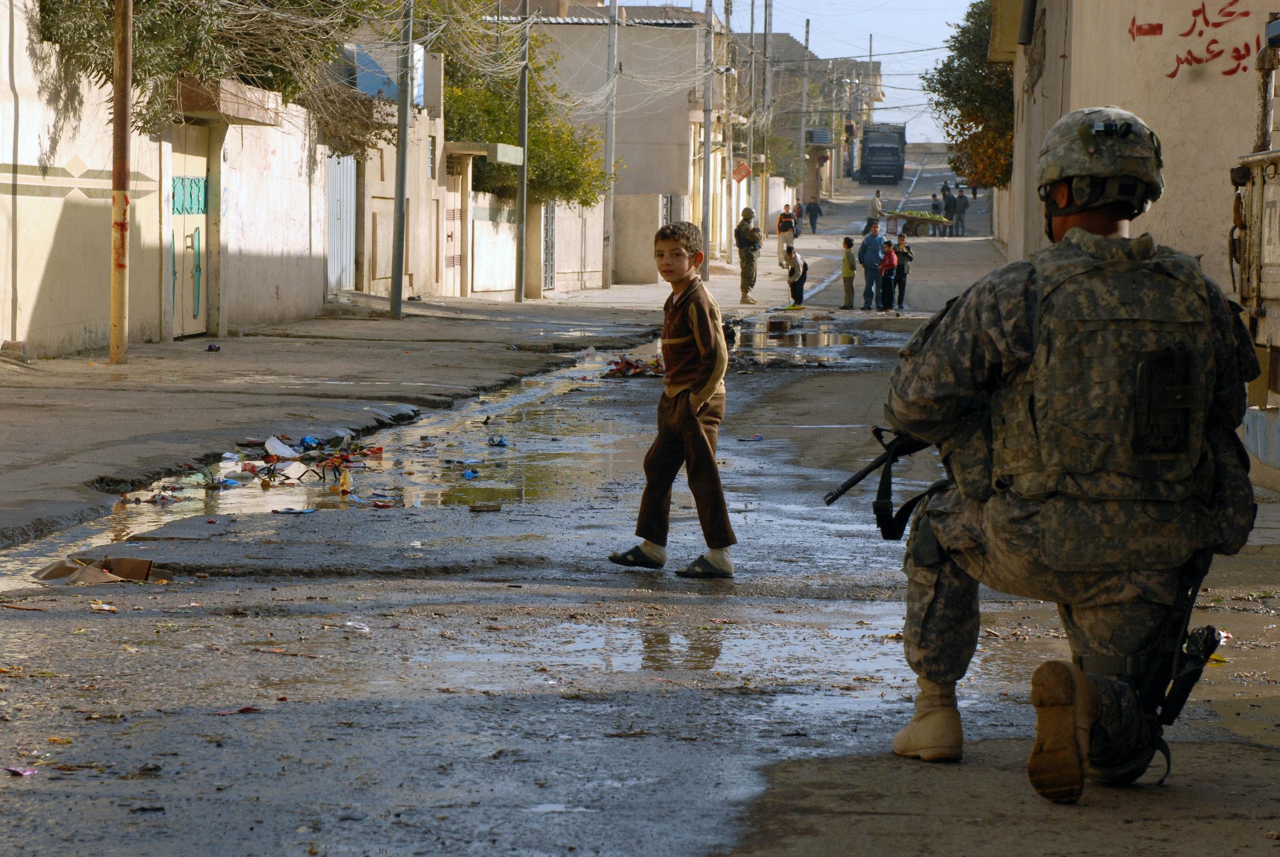 Mosul, Iraq. (The US Army - Flickr)