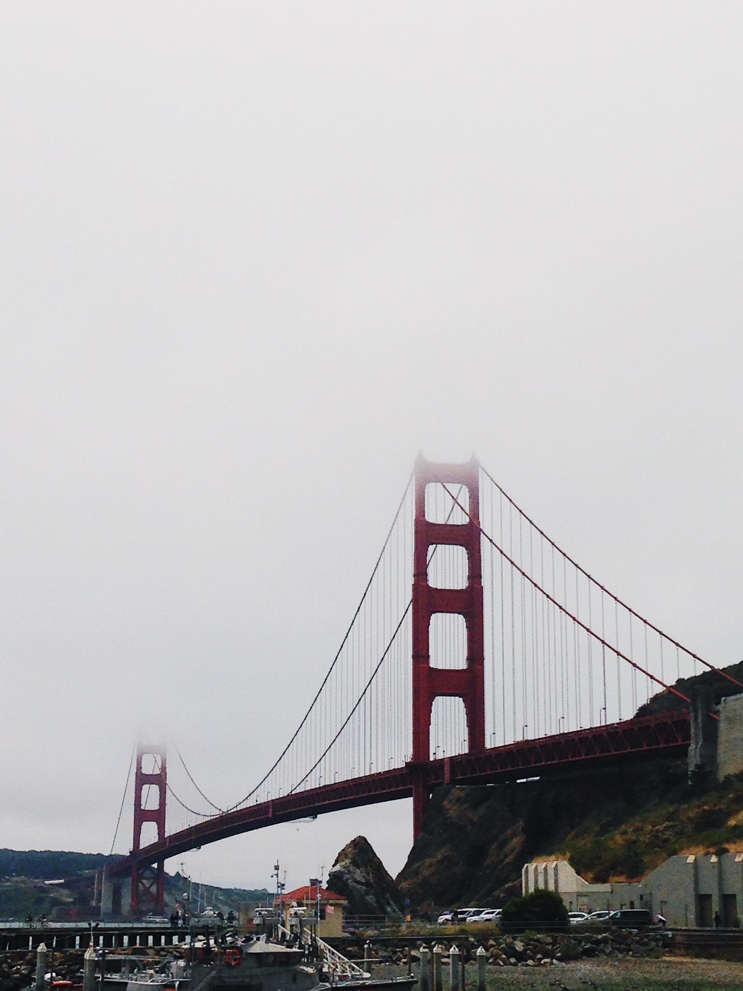 San Francisco © E.A. Crunden
